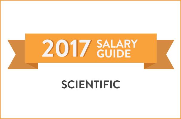 Scientific Salary Guide
