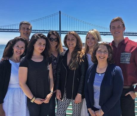 San Francisco Team Photo