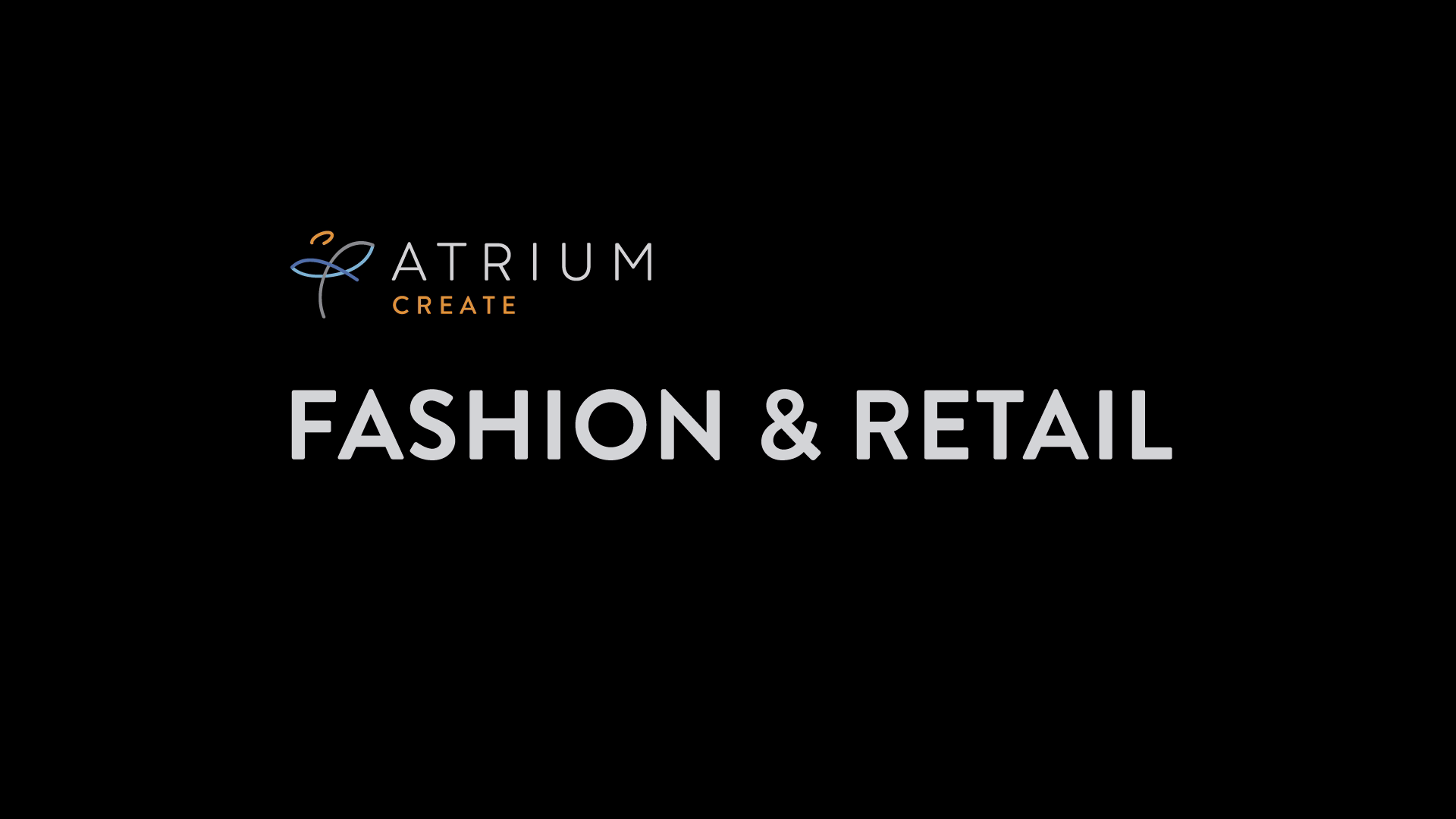 Find The Right Job In The Fashion Indsutry With Atrium
