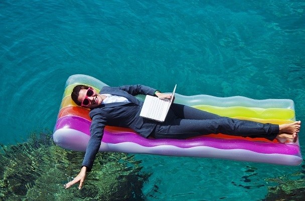 Stay Cool During Job Search