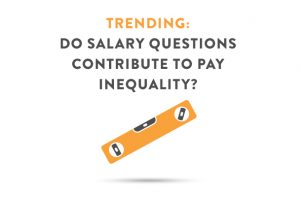 Salary Questions Pay Inequality