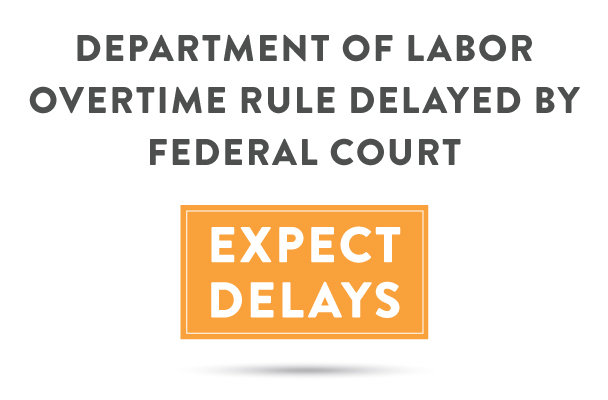 Department of Labor Overtime Rule