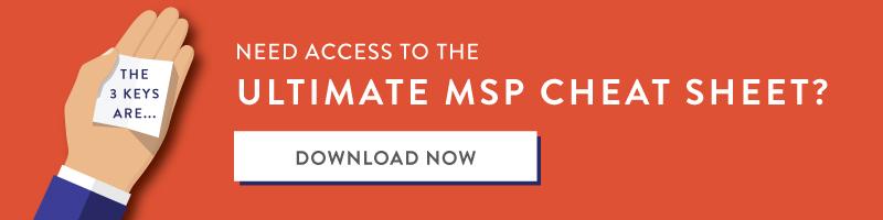 MSP Cheat Sheet Download
