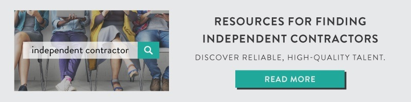 Resources for Finding Independent Contractors