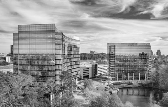 Atrium Atlanta Office
