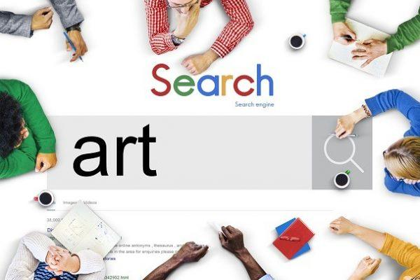 "Award-Winning Creative Talent Searches for ""Art"" Inspiration from Google Search Engine and Young Professionals Network"